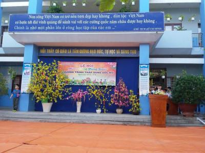 Lễ hội mừng đảng mừng xuân, chương trình thắp sáng ước mơ